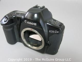 Camera Canon EOS-1n; body only.