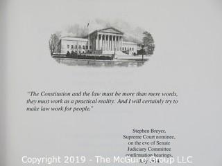 Historical: (2) U.S. Supreme Court Books