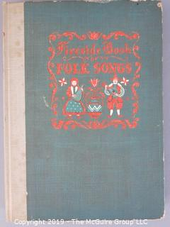 Hardback Book: Fireside Books Folk Tales