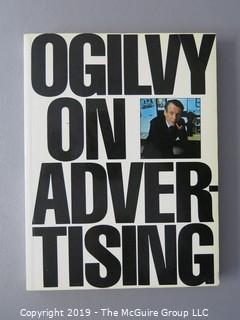 "Book: Graphic Design: ""Ogilvy on Advertising"": 1985"