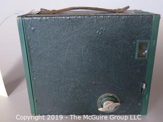 Collectibles: Antique: Cameras: Brownie No. 2A; Model C; Box Camera (TMG #371)