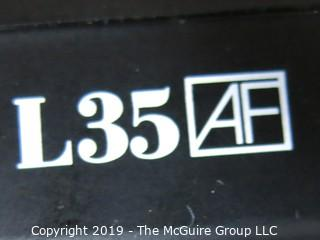 Cameras: Nikon L35 AF Film Camera