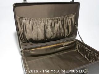 Personal Item: Valise: M-C Men's mid-size Suitcase