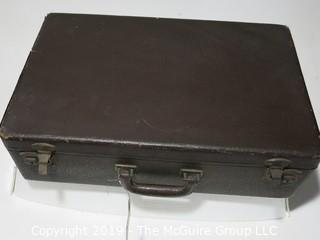 Personal Item: Valise: M-C Men's mid-size Suitcase