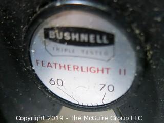 Optics: Bushnell Featherweight II
