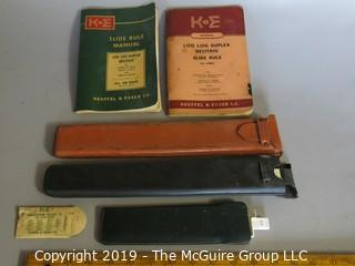 VTG Slide Rulers and Manuals