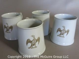 Stoneware mugs x6: Copeland - Spode - England (Note: Description altered Nov 13 at 6:27pm)