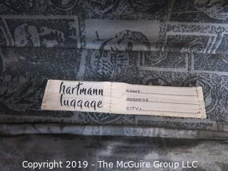 Personal Item : Valise : Hartman Luggage see photos for dimensions