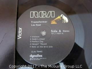 Vinyl Record Album - Lou Reed