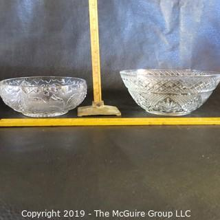 Two (2) EAPG Bowls