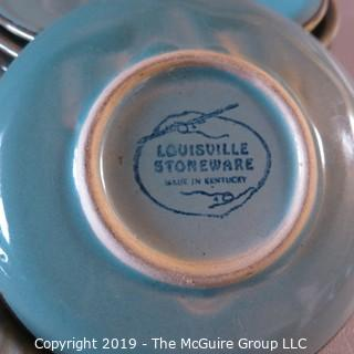 Louisville Stoneware Blue Assortment
