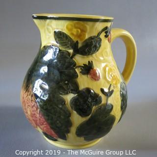 Four mixed ceramics; see Hallmarks