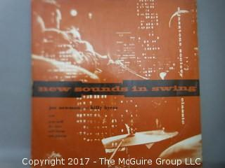 Vinyl Record Albums (x3) Jazz