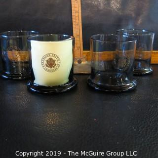 Four Tumblers US Congress Seal