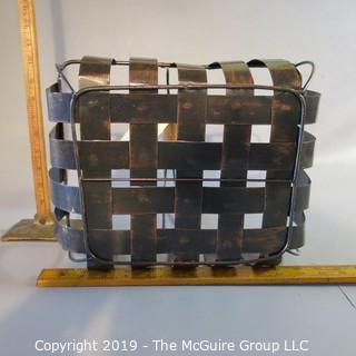 Metal Produce Basket