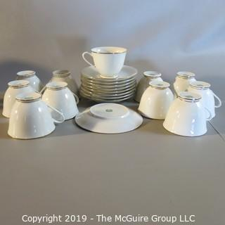 Ceramics - Cups and Saucers 'Made in China'