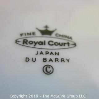 Mixed Fine China - Royal Court, Tkuny CZ, Elite Works, PL Limoges