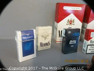 Collection of Tobaccoania