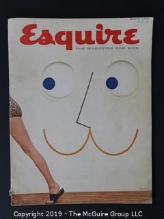 March 1955 Esquire Magazine