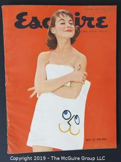 July 1955 Esquire Magazine