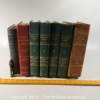 Book: Legal: Brass Book Holder: adjustable w/Owl motif