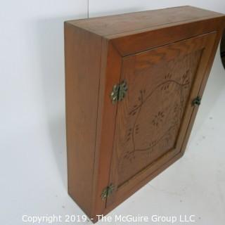 "Furniture: Vintage: Kitchen Wall Hutch/Cabinet; 20W x 22""T"