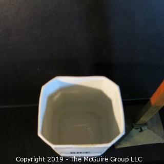 Ceramics - Kitchen - Rice Canister - Czeck