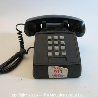 Collectible: (5) Telephones