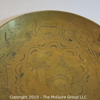 Collectible: WYSIWYG: Brass Asian Motif