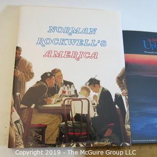 Book: Vintage: Historical: JFK - Rockwell - Virginia