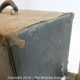 Vintage: Machinist Tool Case (restoration project)