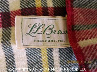 L.L. Bean Blanket