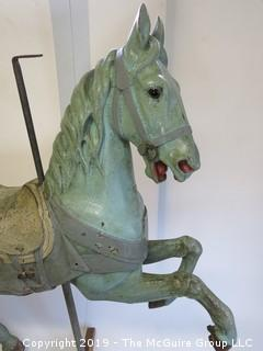 Antique Carousel Horse