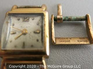 Vintage Men's Wrist Watch Swiss,