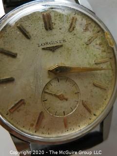 Men's Longines Wrist Watch