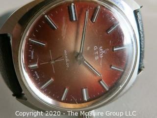 Men's Helva GTS Swiss Wrist Watch