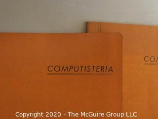 Collection of Vintage Journals Unused