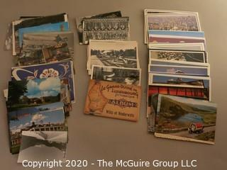 Collection of Postcards Most Modern and European
