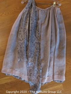 Ingeborg Silk Skirt