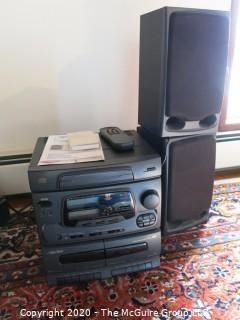 Stereo Sytem with Two Speakers