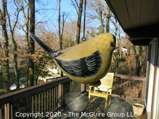 Hanging Bird Feeder and Bird Garden Decoration