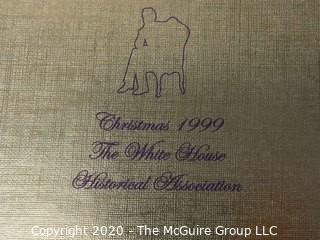1999 White House Official Holiday Ornament - in box