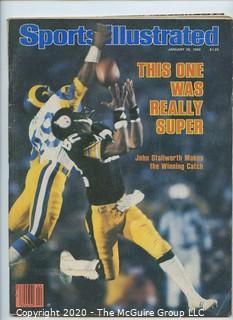 Magazines: Sports Illustrated: Football: 5 vol.