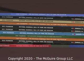 Magazines: Baseball Hall of Fame 11 vol.