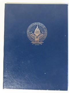 1989 Inauguration of Bush & Quayle Memorabilia