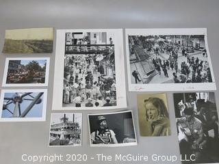 Group of Miscellaneous Photos