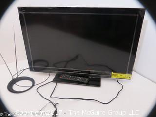 "Panasonic LCD TV; Model TC-L32E3 (32"")"