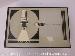 New In Box (NIB): Meopta Opemus III  Photo Dark Room Enlarger