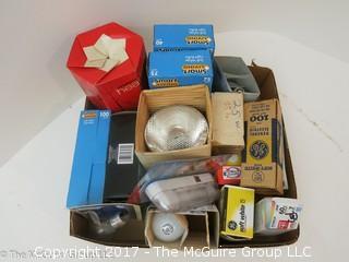 Assortment of light bulbs