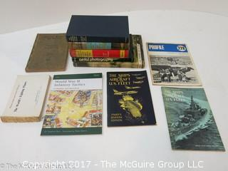 Collection of Military Books